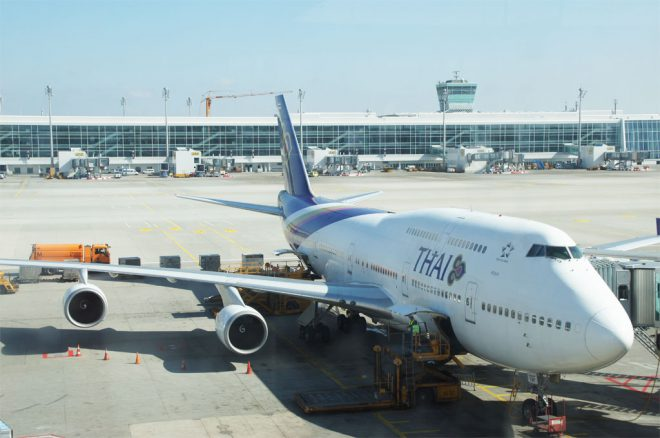 Was kostet ein Flug nach Thailand
