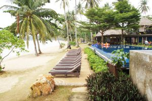Hotels mit Meerblick und direkt am Strand kosten meist mehr