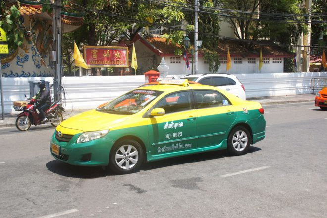 Trinkgeld Taxi