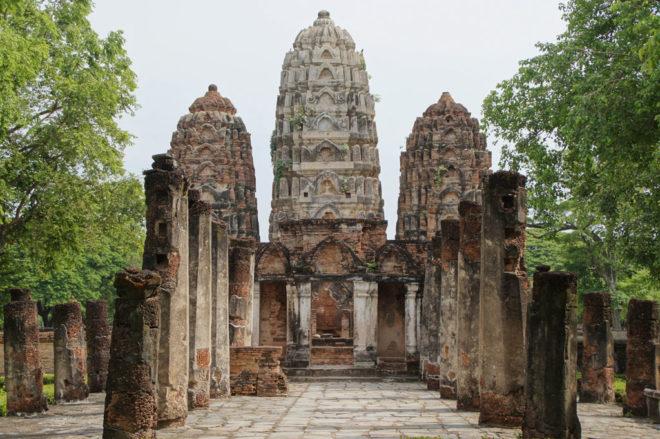 Sukhotthai Thailand Zentrum